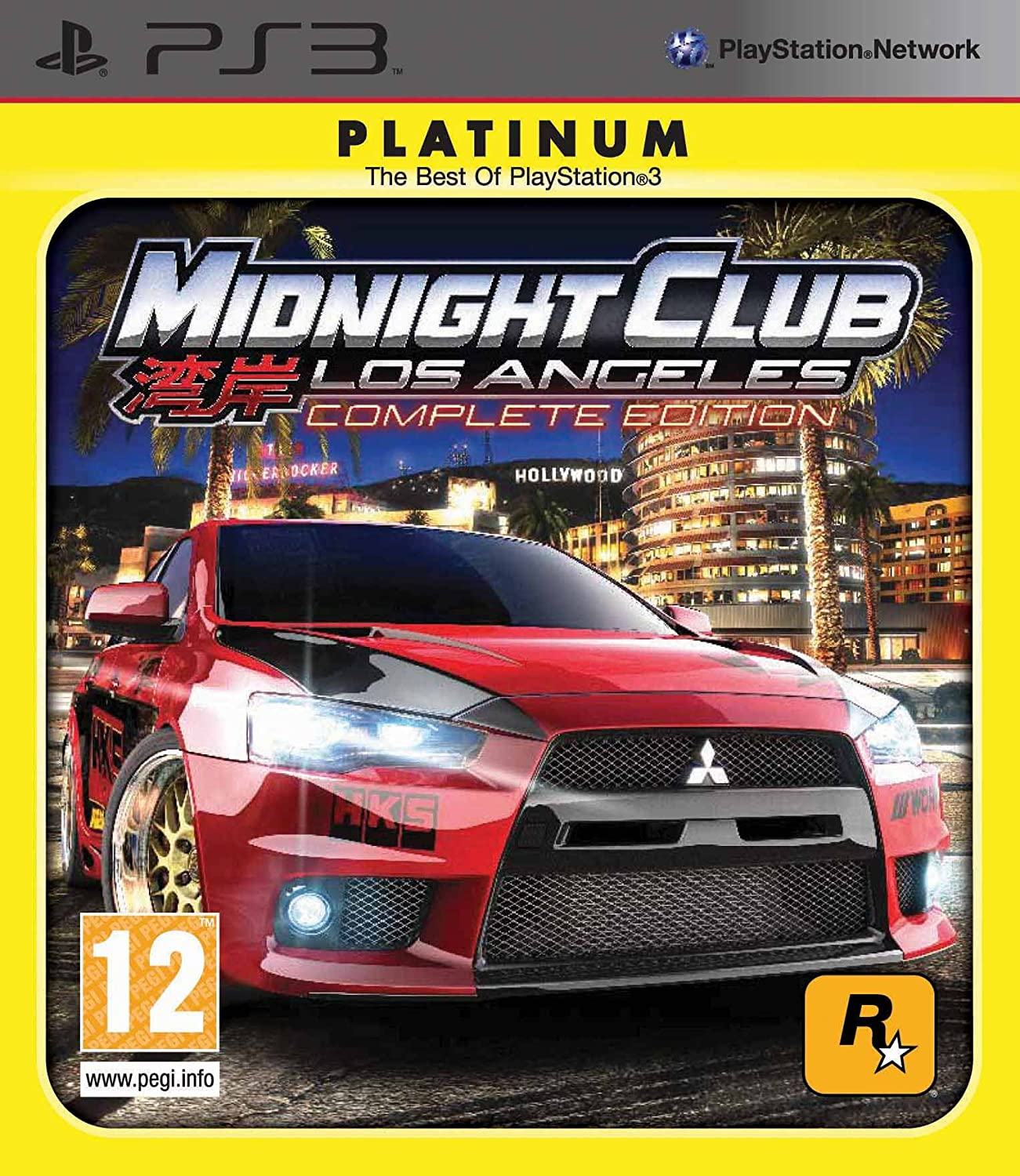 Midnight Club LA Complete Platinum Edition PS Amazoncouk - Midnight club los angeles map expansion