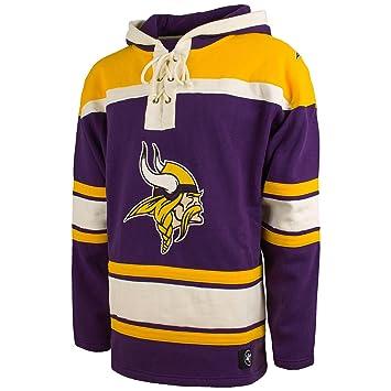 983737d42 Minnesota Vikings NFL  47 Heavyweight Jersey Lacer Hoodie