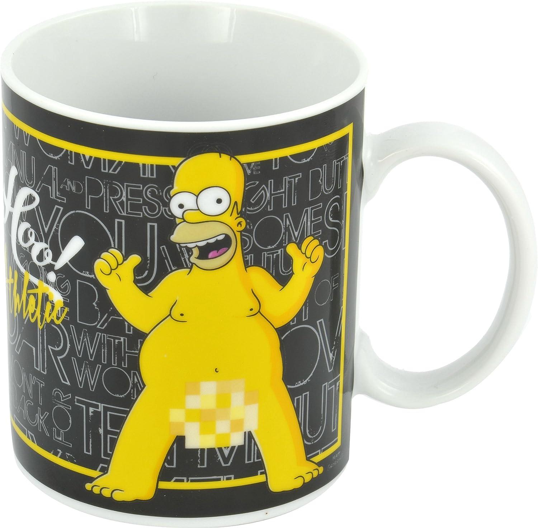 TAZA Homer desnudo