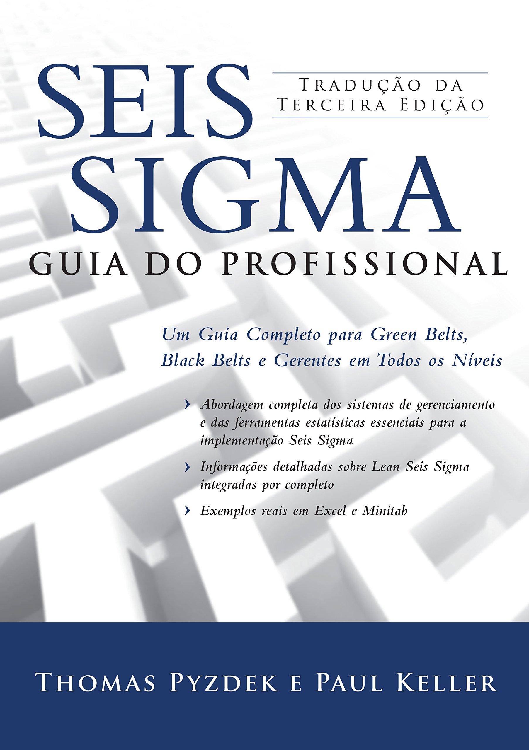 Seis Sigma Guia Do Profissional 9788576085515 Livros Na Amazon