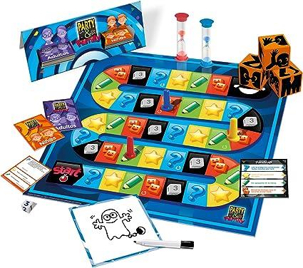Diset - Party & Co Boing, (ref. 46611): Amazon.es: Juguetes y juegos