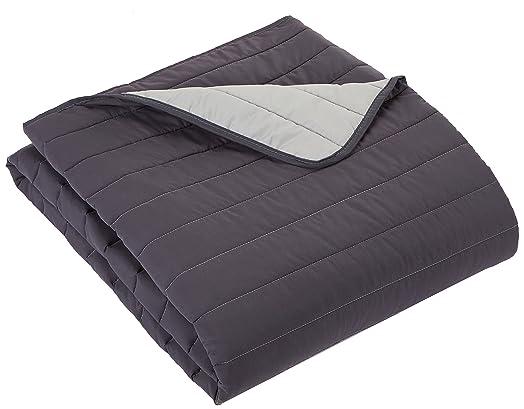 Datex sofa cover Elegant Light grey Dark grey 230 x 95 Amazon