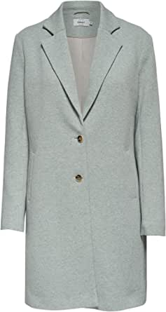 Only Onlcarrie Mel Coat CC Otw Abrigo para Mujer