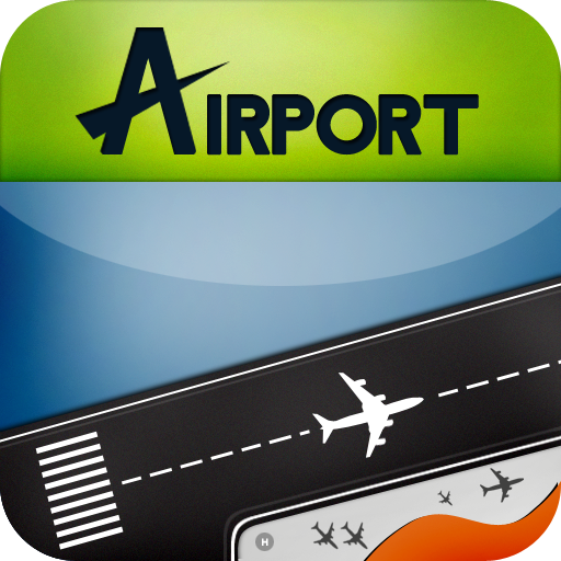 Airport + Live Flight Tracker - Chicago Map Terminal