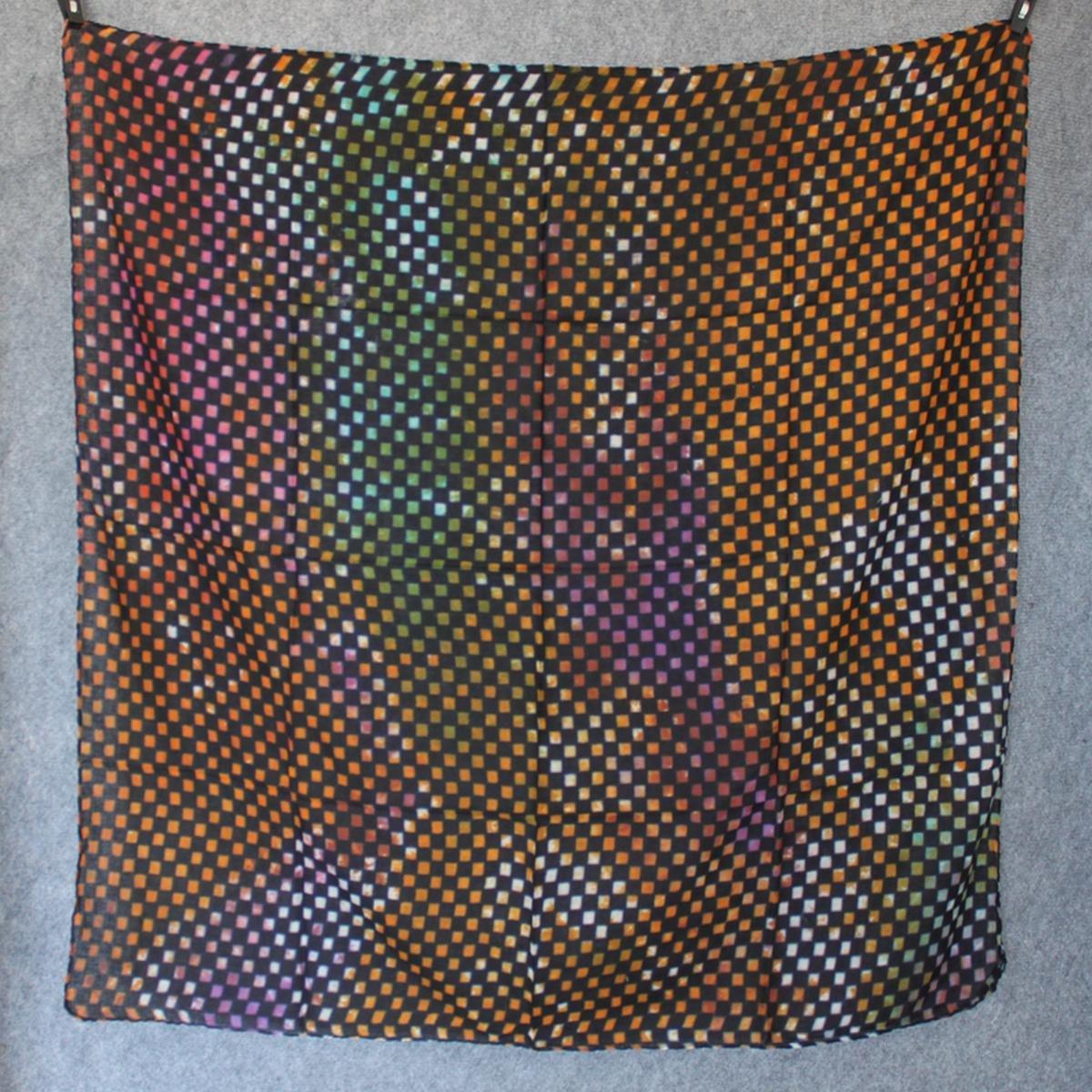 Superfreak/® Baumwolltuch Karo Muster /°Tuch/°Schal/°100x100 cm/°100/% Baumwolle /° alle Farben!!!