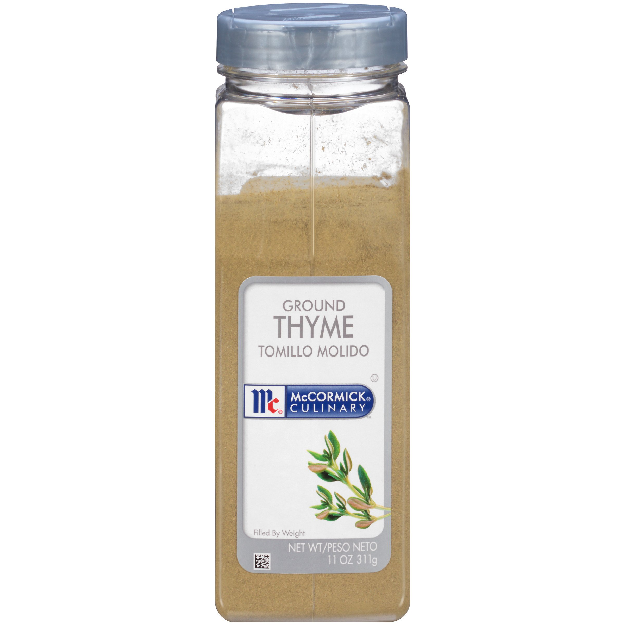 McCormick Culinary Ground Thyme, 11 oz