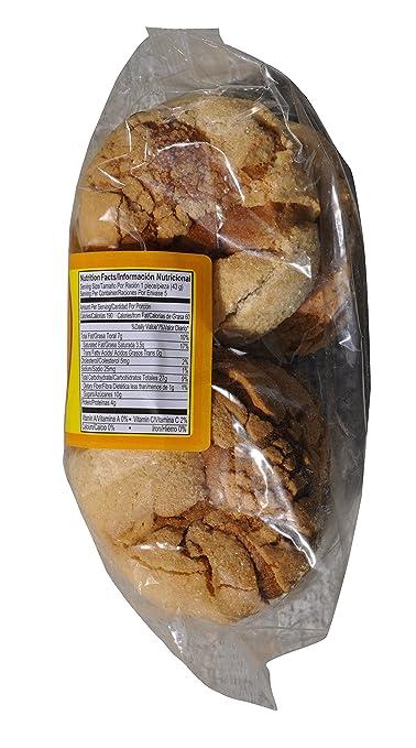 Semita Despeinada / Sweet and Wild Bun 15 oz - 2 Pack: Amazon.com: Grocery & Gourmet Food