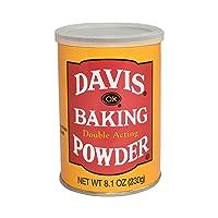 Deals on Davis Baking Powder 8.1 Ounce