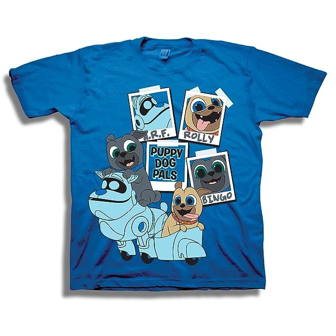 Disney Puppy Dog Pals Shirt 2 Pack Of Puppy Dog Pals Tees