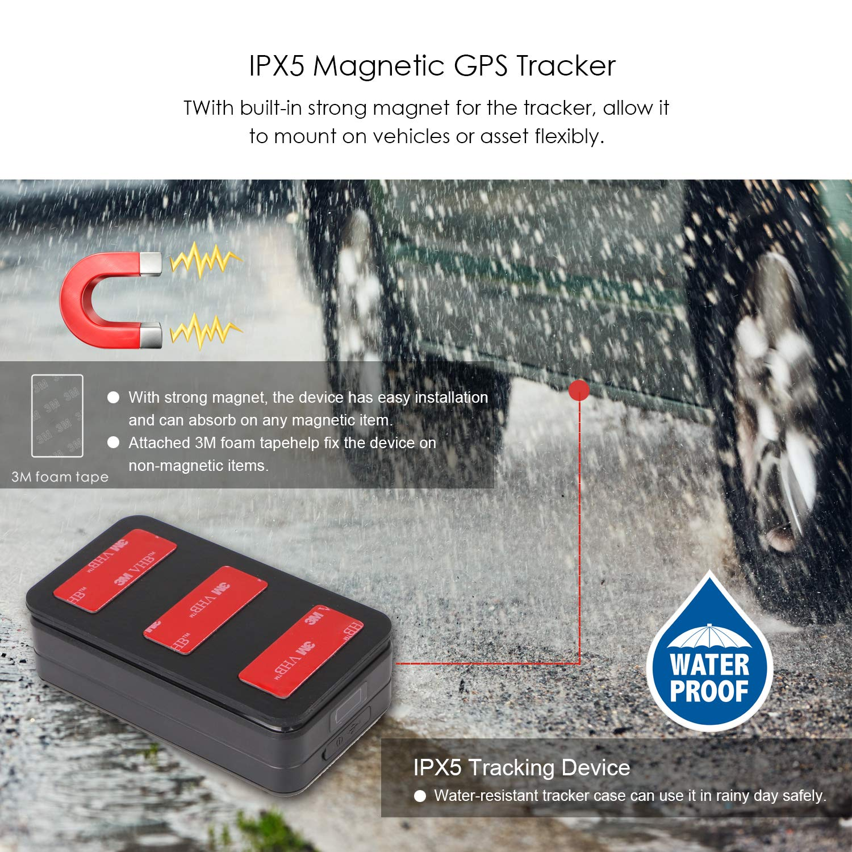 Amazon.com: Micodus - Localizador GPS magnético de alta ...