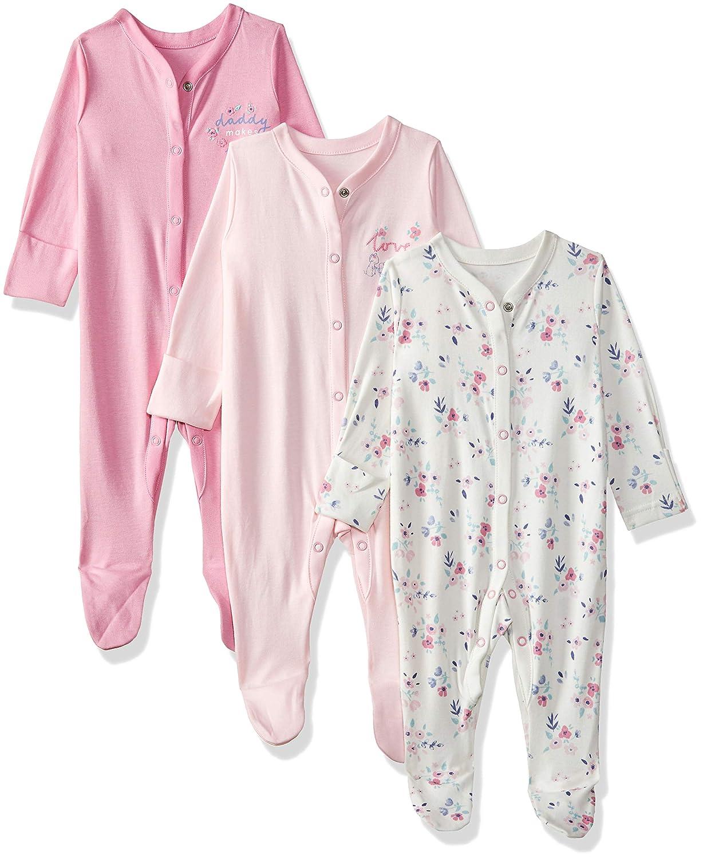Mothercare Baby Girls' Sleepsuit QB197