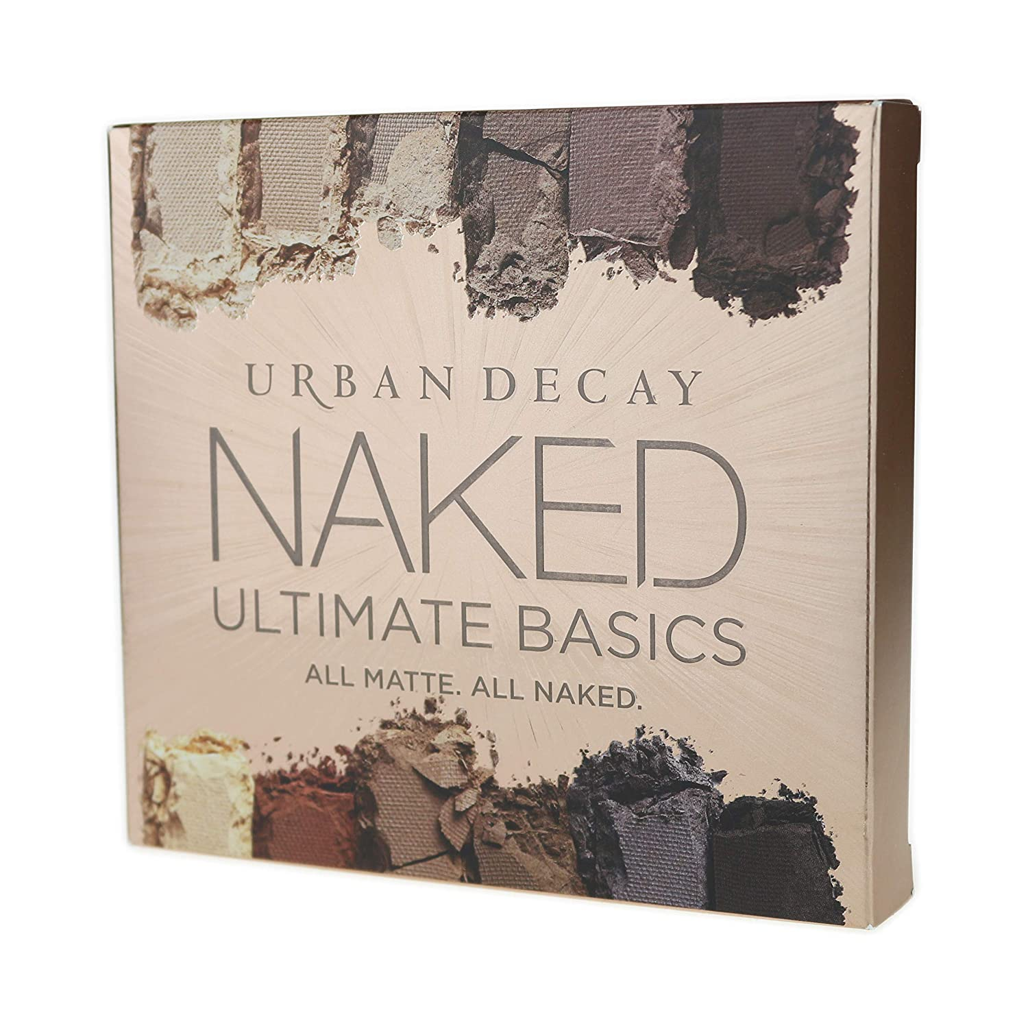 Naked Ultimate Basics All Matte. All Naked. Naked eye shadow palette by Naked Ultimate Basics All Matte All Naked Urban Decay