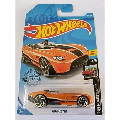 Hot Wheels 2020 Hw Roadsters - Rrroadster, 154/250 Orange: Toys & Games