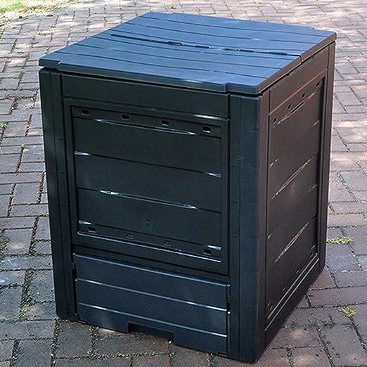 Papelera a Eco FunkyBuys Garden Compost 260L capacidad ...