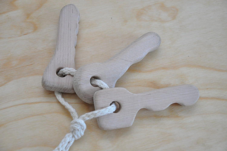 Barin Toys Classics Keys Set Rattle Baby Toy