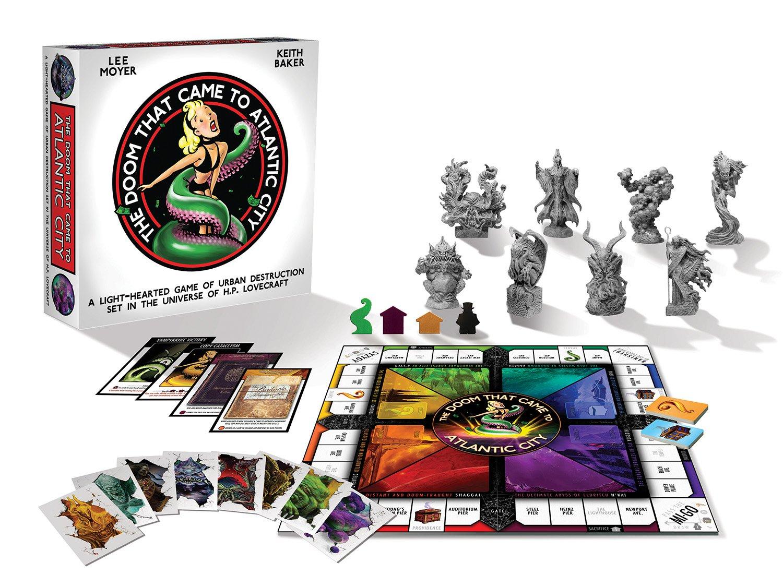 Renegade Game Studios rgs01702 - Tabla de Juegos, The Doom That ...