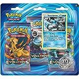 Pokemon Blister 3 Pack XY12 Evolutions - English