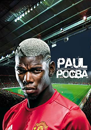 99705f1969571 Paul POGBA Poster Affiche Football - Manchester United (70x100cm ...