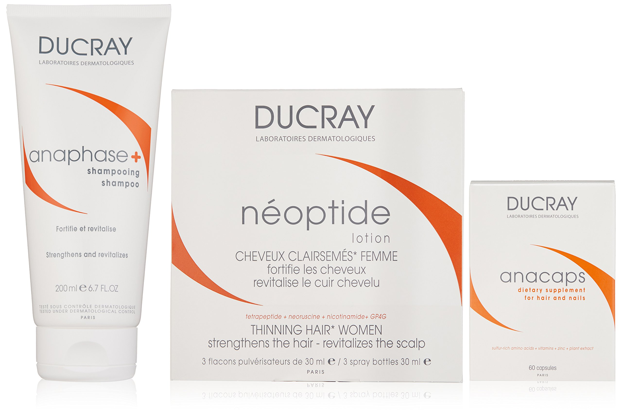 Ducray Healthy Hair System for Women