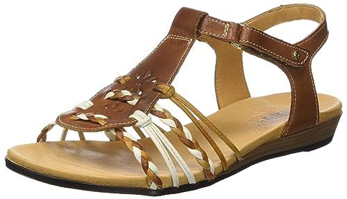 11b43ea1c55 Pikolinos Women s Alcudia 816 T-Bar Sandals  Amazon.co.uk  Shoes   Bags