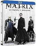 Pack Matrix Trilogia+Animatrix Black Metal Edition Blu-Ray [Blu-ray]