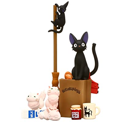 Studio Ghibli Kiki's Delivery Service Collective Edition Balance Figures 【toy】 【Petite Figure】: Toys & Games