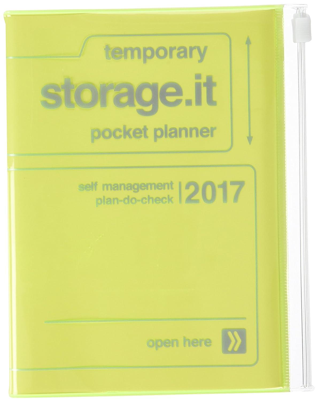 MARKS 2017 Taschenkalender A6 vertikal, Storage.it // Neon ...