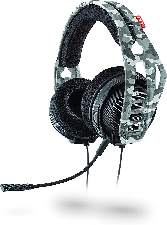 Plantronics Rig 400hs Gaming Headset Arctic Camo Computer Zubehör