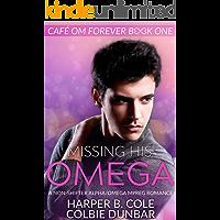 Missing His Omega: A Non-shifter Alpha/Omega Mpreg Romance (Cafe Om Forever Book 1)