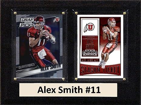 new styles 48a94 d5276 Amazon.com : C&I Collectables NCAA Utah Utes Men's Alex ...