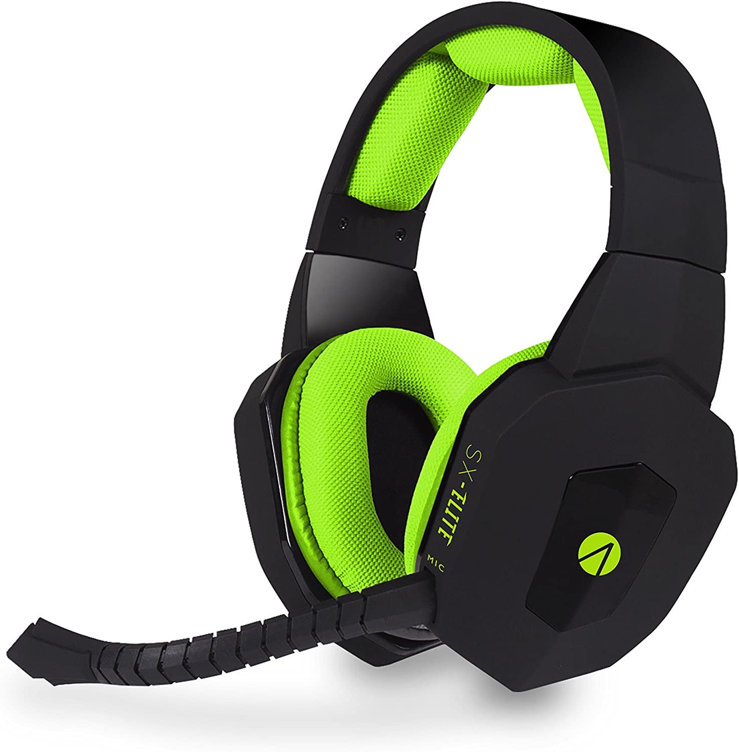 Xbox One Stealth SX-Elite Stereo Gaming Headset Wired Black/Green ...
