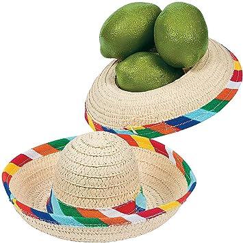 Amazon.com: Mini Sombrero sombreros, Decoración de ...