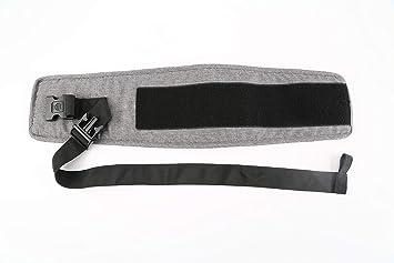 6 in 1 Baby Carrier Waist Belt Extension Buckle Black Sturdy Extender