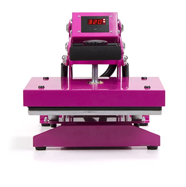 Hotronix Pink Craft Heat Press For Hobbyists