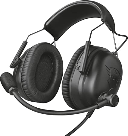 Trust GXT 444 Wayman - Auriculares Pro para PC, Laptop ...