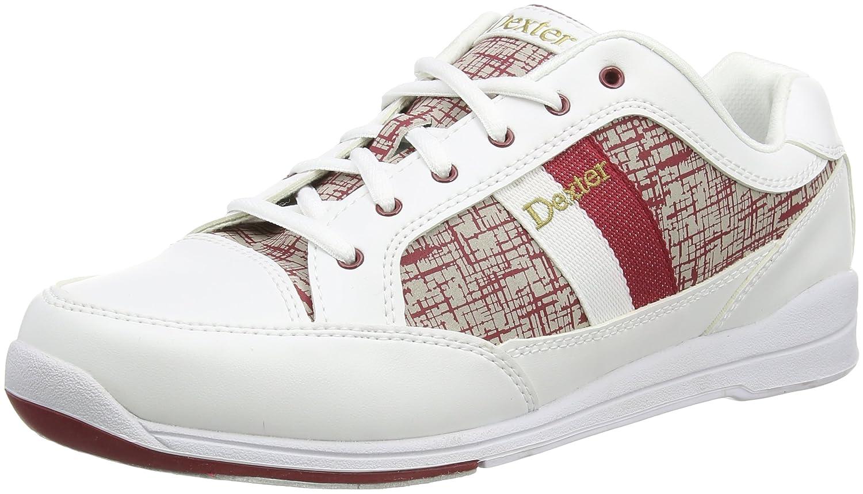 Dexter Lori Bowling Shoes, White/Red, 6 DX42567 060