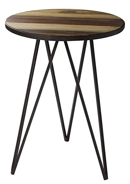 Amazoncom Cooper Classics Dustin Side Table Kitchen Dining - Cooper end table