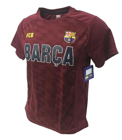 93397af25 Amazon.com  FCB Kids FC Barcelona Marron Jerseys