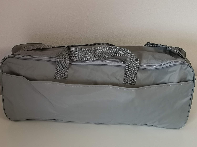 Racing Systems Silverline Wasserabweisende Kennzeichentasche Zulassungstasche Nummernschildtasche Schildertasche