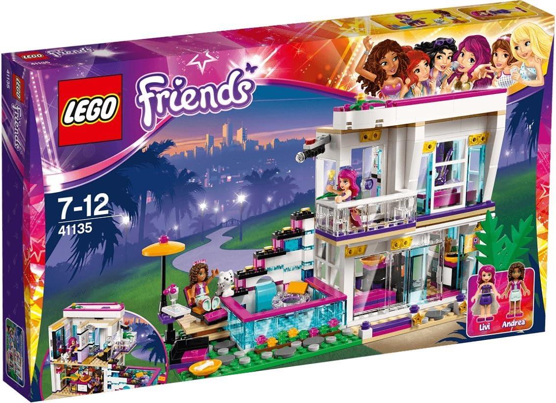 Amazon ìゴ Lego Õレンズ Ýップスター êヴィのセレブハウス 41135 Öロック ÁŠã''ちゃ
