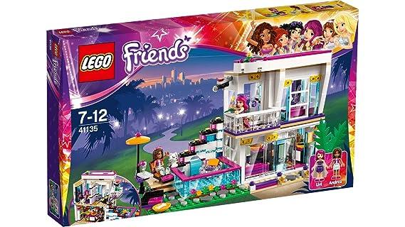 Lampada Lego Cuore : Lego friends la casa della pop star livi amazon