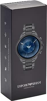 Emporio Armani Reloj Hombre de Digital con Correa en Acero ...