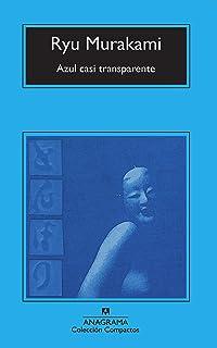 Azul casi transparente (Compactos anagrama)
