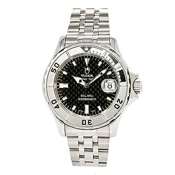 fd8a12eb13417 Amazon.com: Tudor Hydronaut Automatic-self-Wind Male Watch 89190P ...