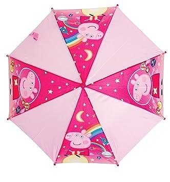 Peppa Pig Vogue - PARAGUAS VOGUE INFANTIL FIBRA DE VIDRIO. - N11