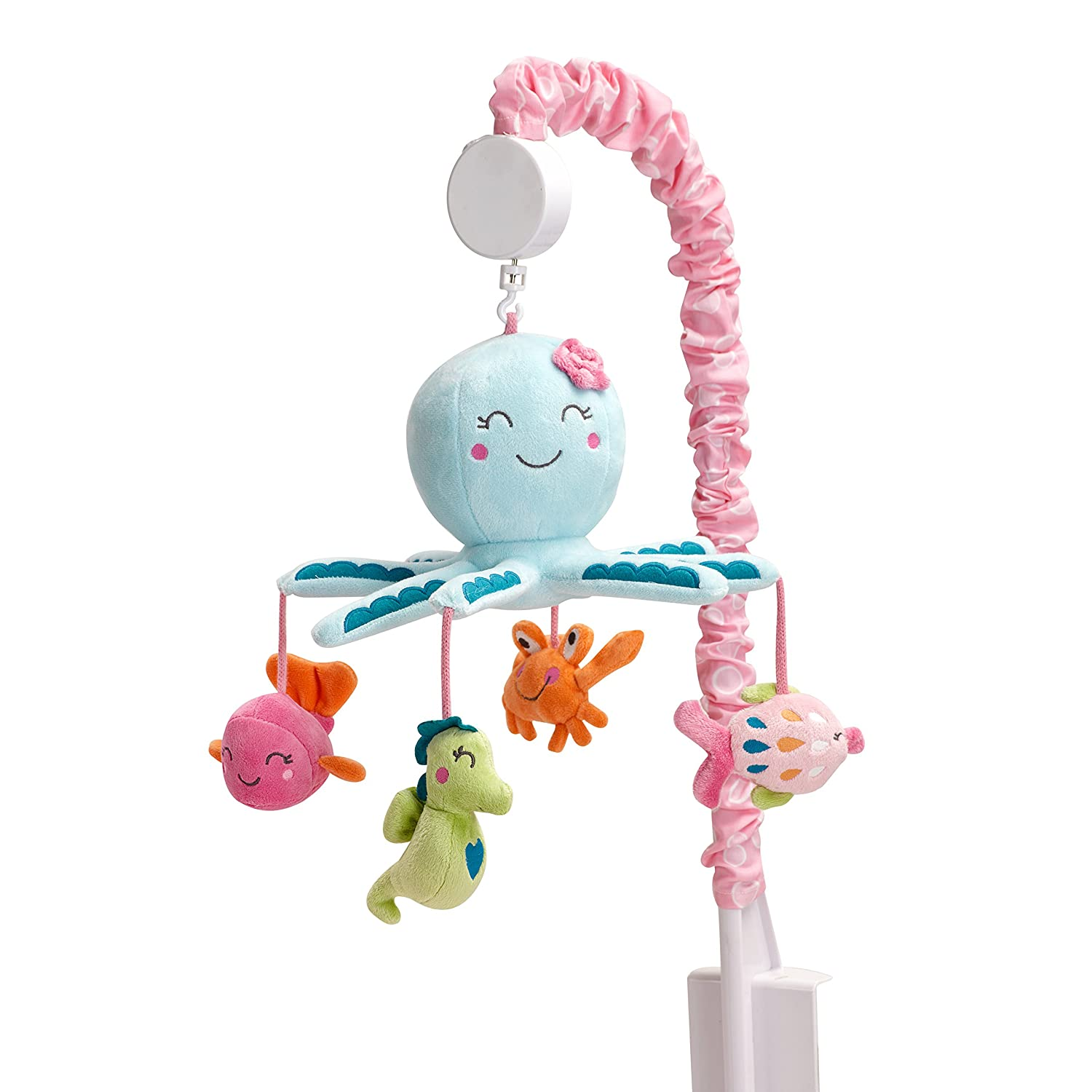 amazoncom  carter's pond collection musical mobile  baby -