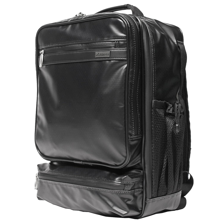 パスファインダー リュック ビジネスバッグ 2way メンズ ブラック 黒 PF5404B A4サイズ レボリューション3シリーズ B0746C5P9H