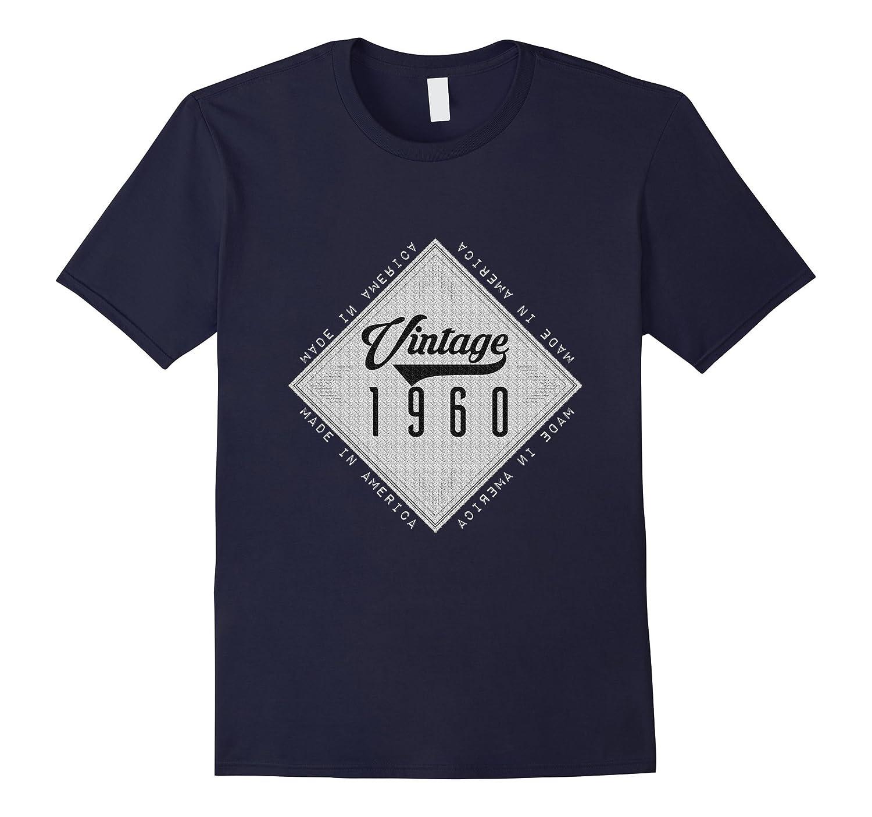 Vintage Style Birth Year Shirt Born In 1960-TH