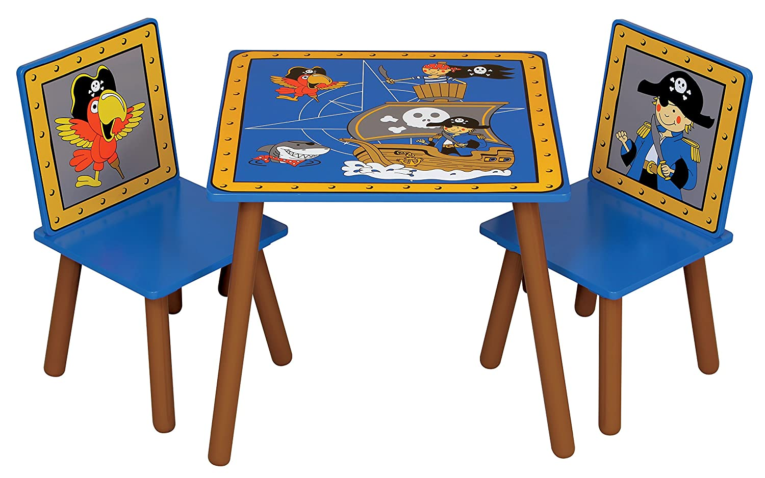 Kidsaw Pirate Table and Chairs PTC
