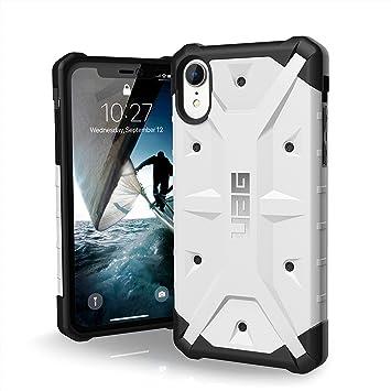 Urban Armor Gear Pathfinder Funda para Apple iPhone Xr Carcasa con estándar Militar Estadounidense Case (Compatible con inducción, Resistente a los ...